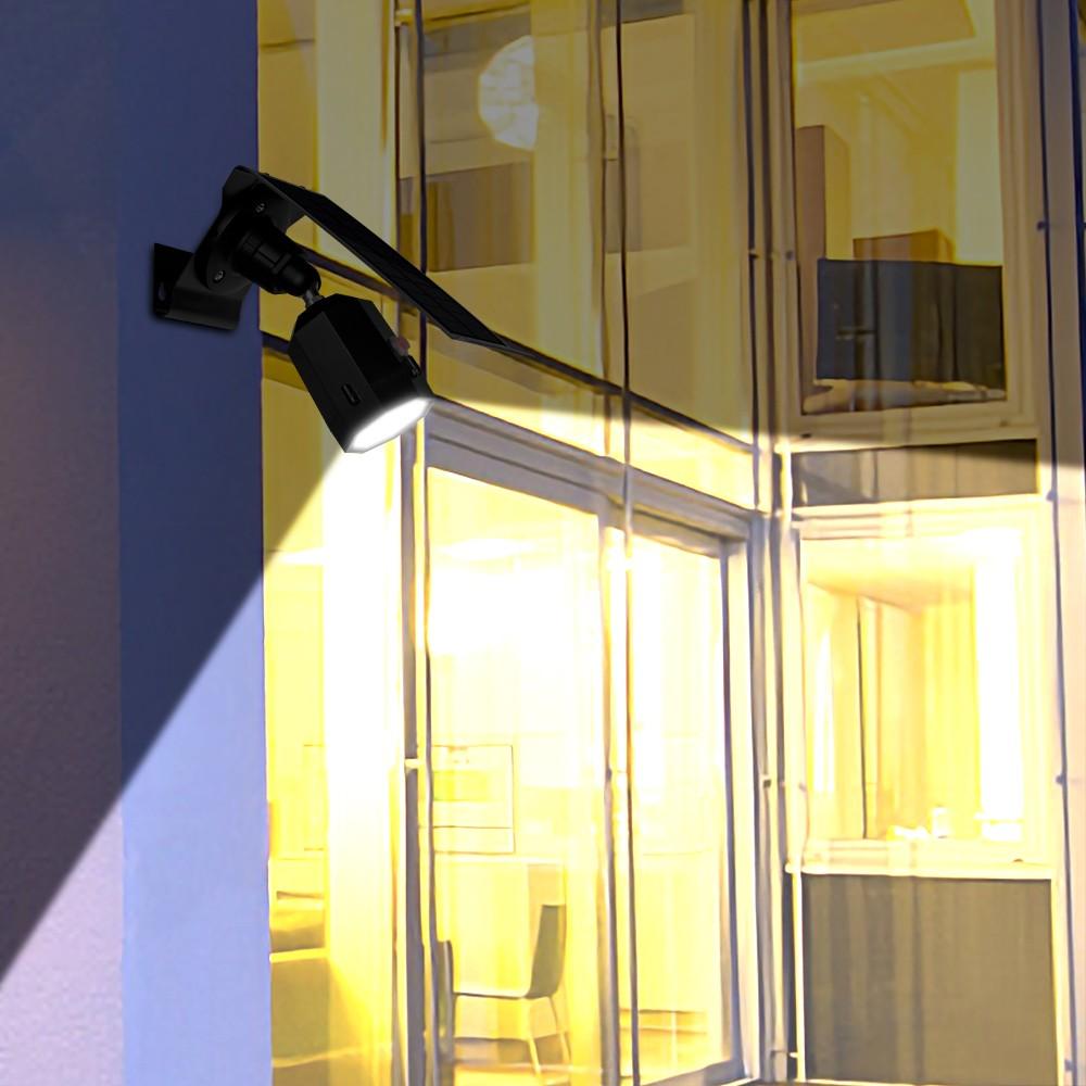 Pat Hei Gate Hardware-| Solar Outdoor Led Courtyard Induction Lamp - Pat Hei Gate Hardware-4