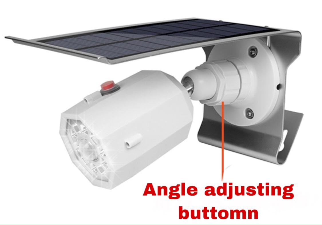 Pat Hei Gate Hardware-| Solar Outdoor Led Courtyard Induction Lamp - Pat Hei Gate Hardware-6