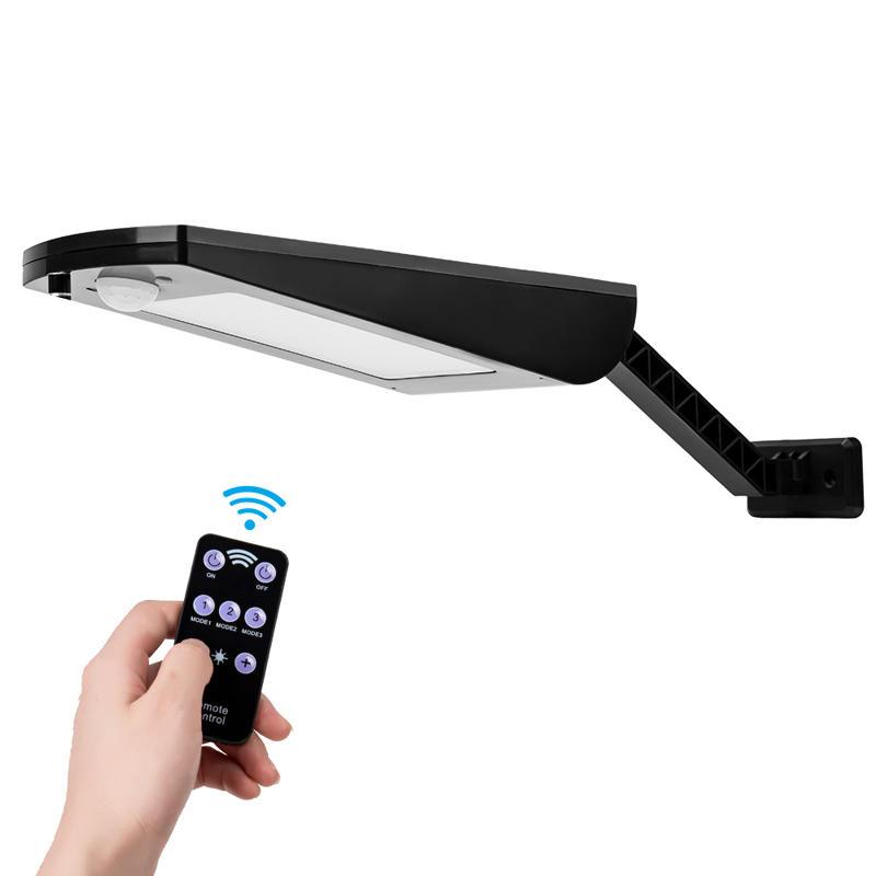 Solar outdoor LED street lamp