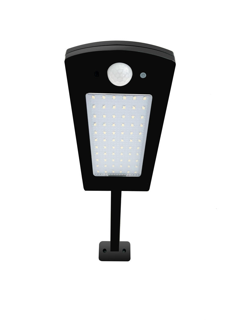 Solar outdoor LED street lamp