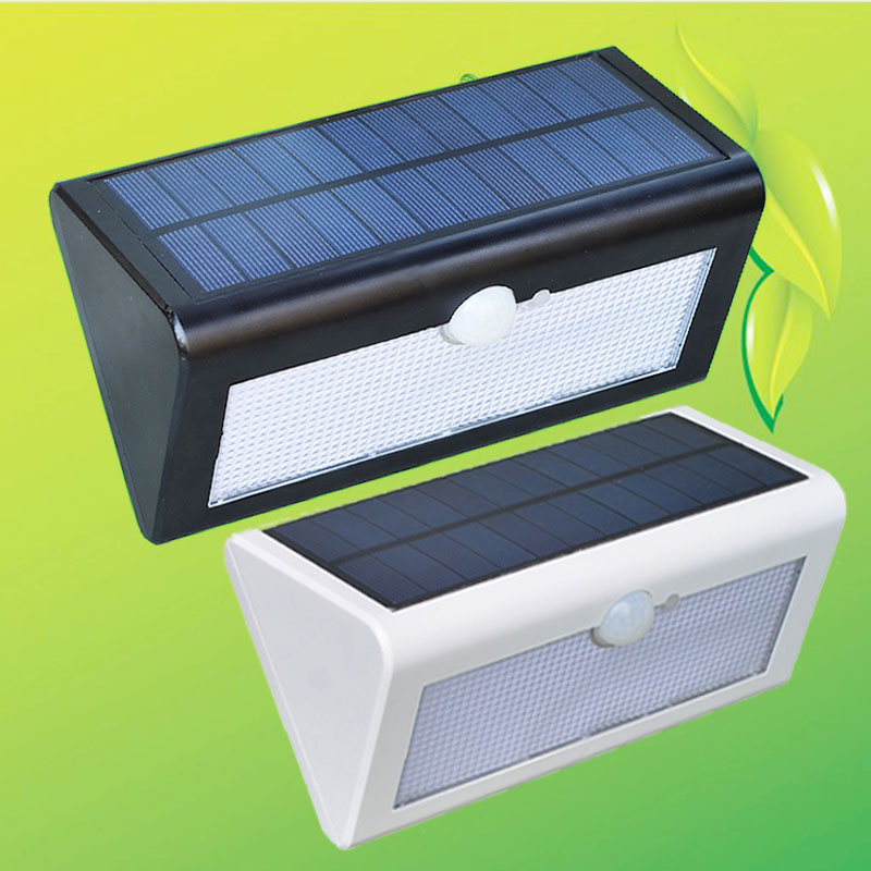 Pat Hei Gate Hardware- Solar Human Body Induction Lamp