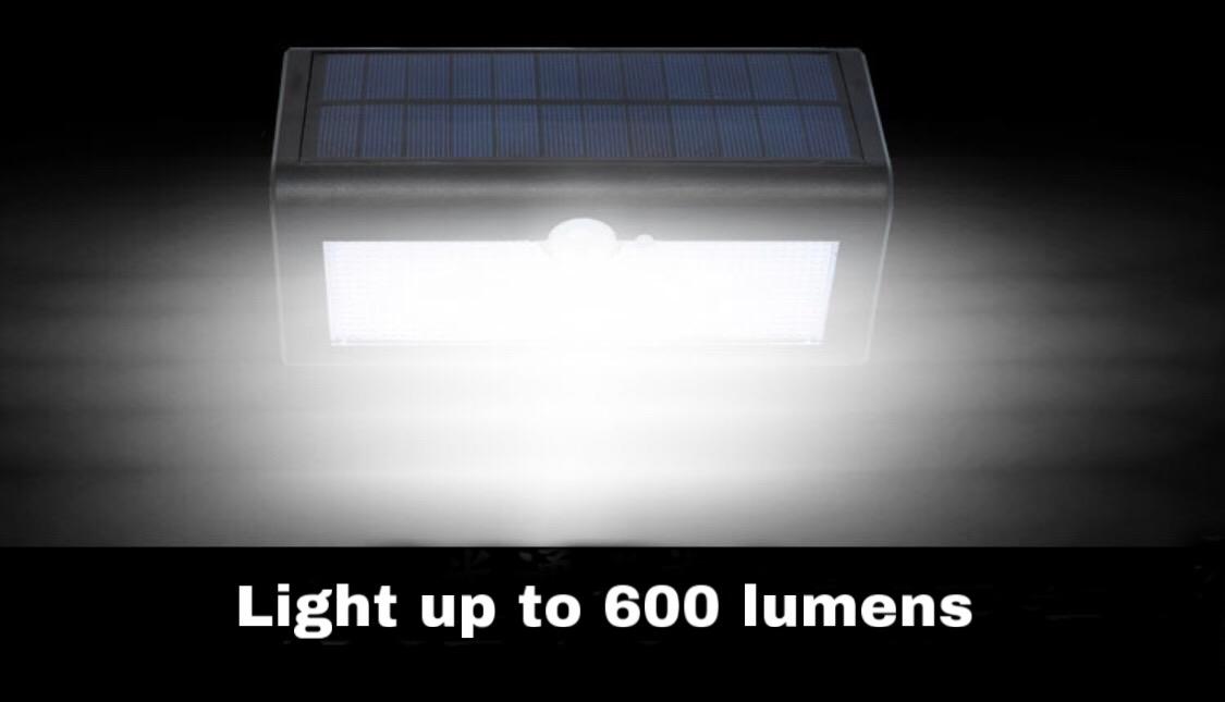 Pat Hei Gate Hardware- Solar Human Body Induction Lamp-2