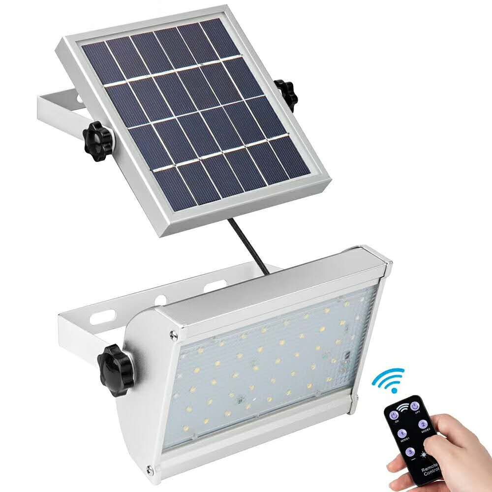 Pat Hei Gate Hardware-46 Lamp Solar Remote Control Microwave Induction Lamp(6w)-pat Hei Gate