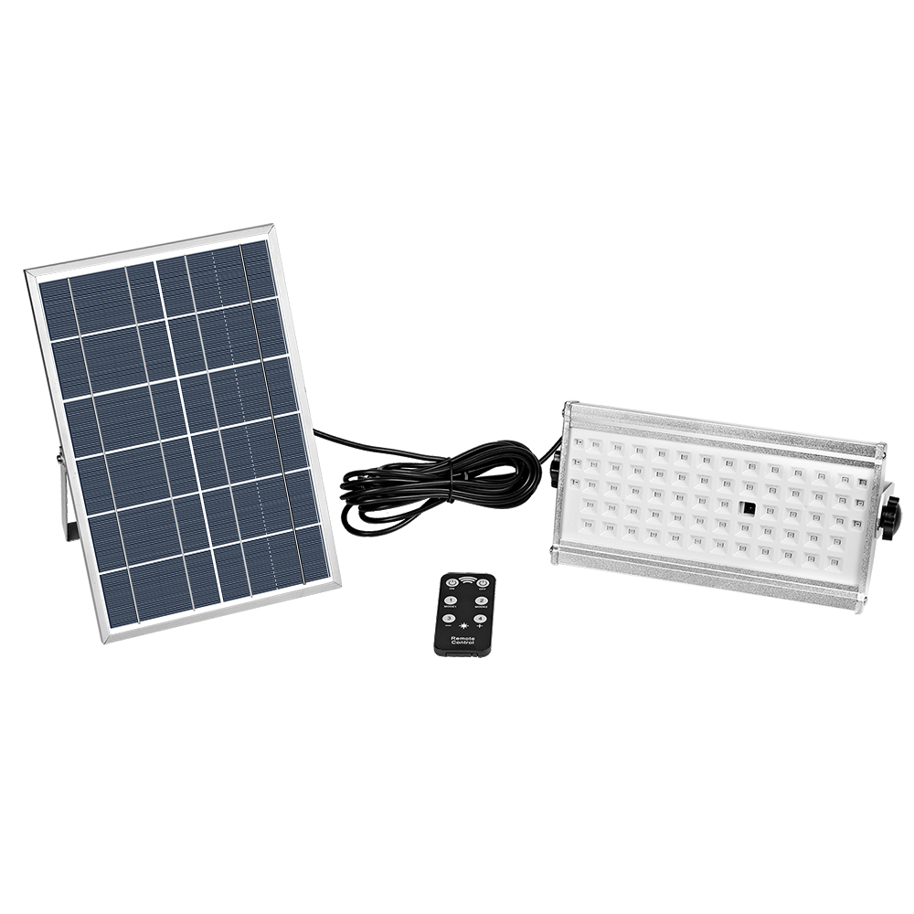 Pat Hei Gate Hardware-46 Lamp Solar Remote Control Microwave Induction Lamp(6w)-pat Hei Gate-1