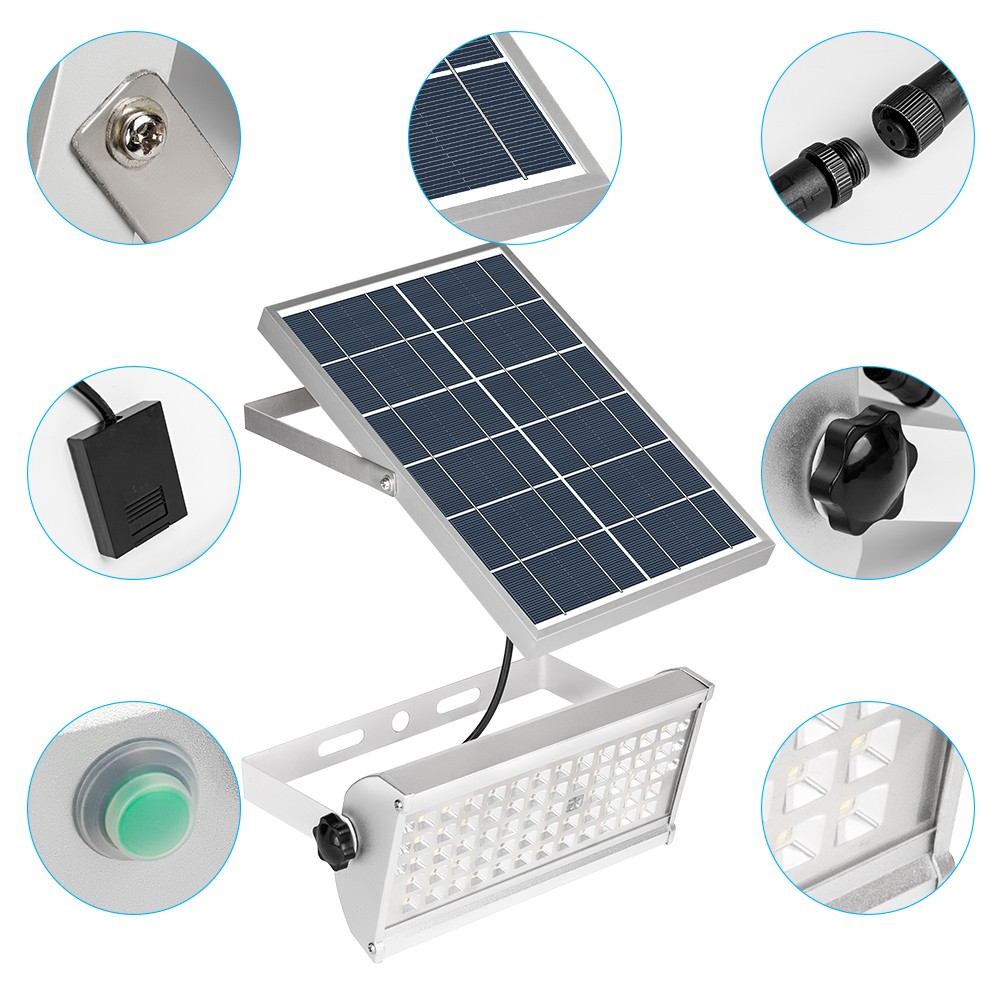 cost-efficient solar flood lights outdoor anti corrosion trade partner for buyer-5
