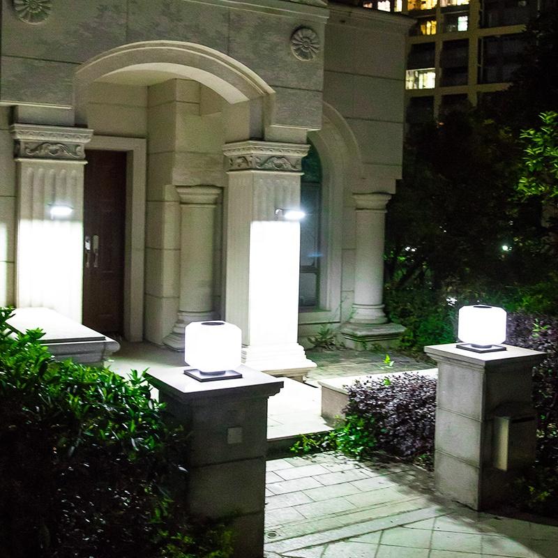 Pat Hei Gate Hardware hot selling garden pillar lights bulk purchase for sale-6