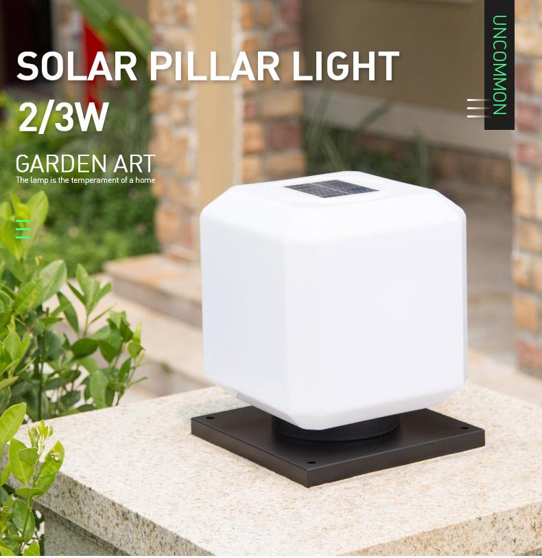 Pat Hei Gate Hardware hot selling garden pillar lights bulk purchase for sale-7