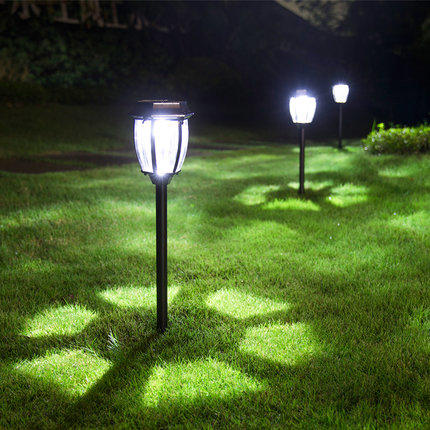 Aluminum IP55 Waterproof Solar Led Garden Light