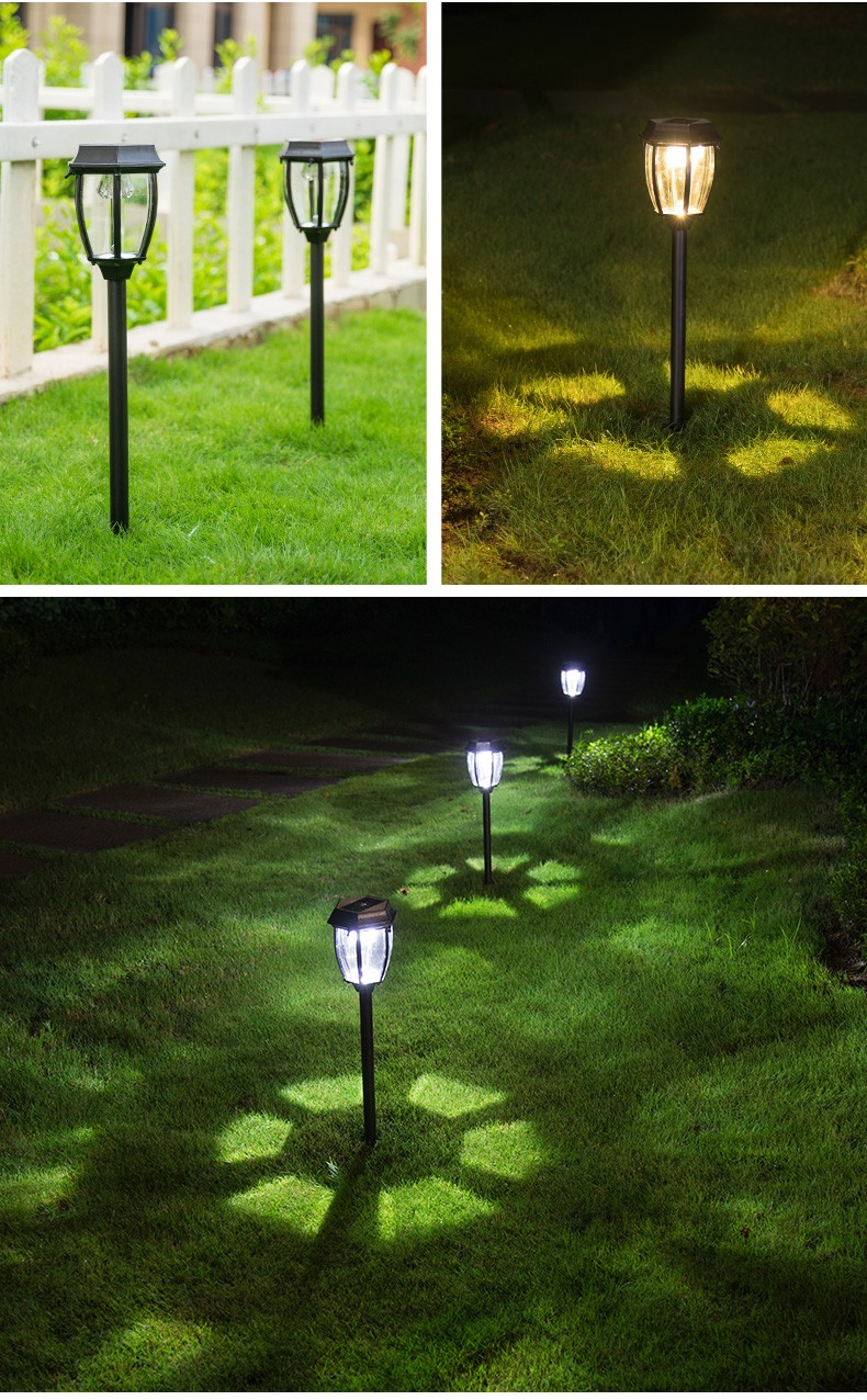 Pat Hei Gate Hardware-Aluminum Ip55 Waterproof Solar Led Garden Light-pat Hei Gate Hardware-4