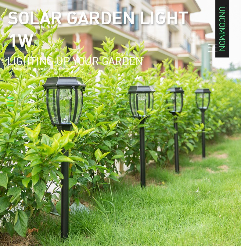 Pat Hei Gate Hardware-Aluminum Ip55 Waterproof Solar Led Garden Light-pat Hei Gate Hardware-5