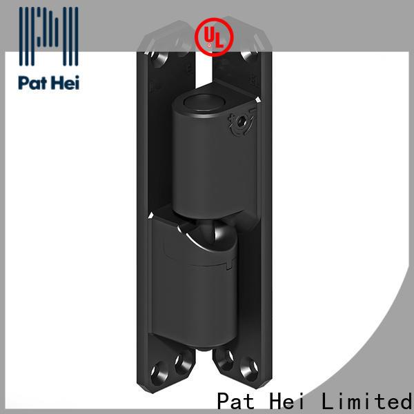 Pat Hei Gate Hardware high strength Center Mount Hinge factory for closet drawer