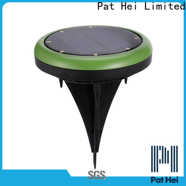 Pat Hei Gate Hardware easy to install lawn lights with silicone cover