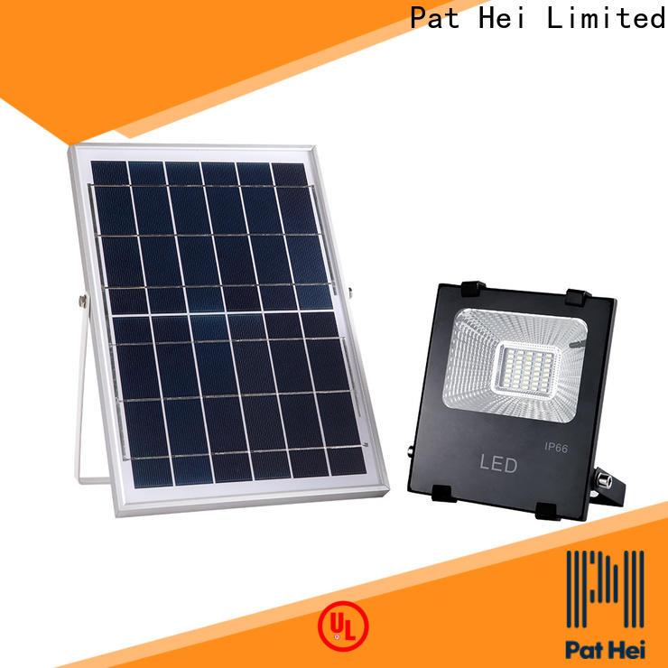 commercial solar flood lights outdoor superior brightness wholesaler for sale