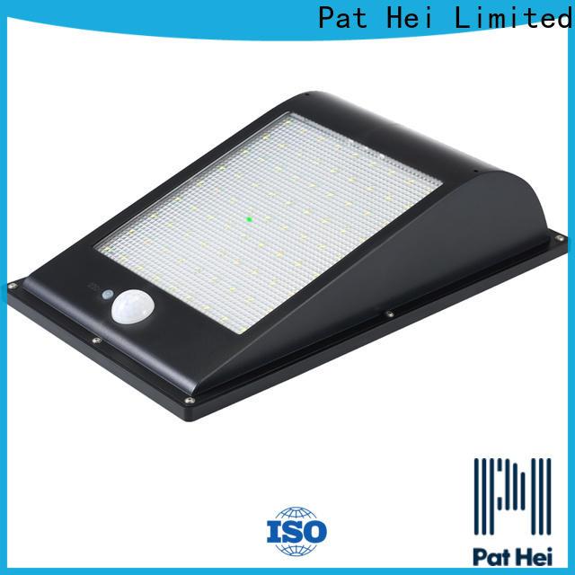 Pat Hei Gate Hardware low MOQ Solar Sensor Light wholesale for sale