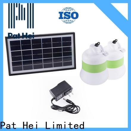 Pat Hei Gate Hardware low MOQ Solar Bulbs supplier for courtyard