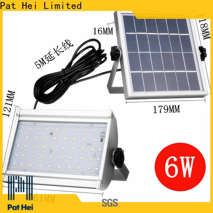 Pat Hei Gate Hardware waterproof solar flood lights outdoor exporter for trader