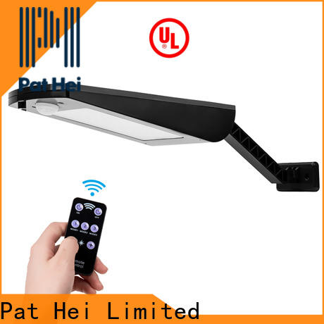 Pat Hei Gate Hardware waterproof solar powered wall light supplier for trader