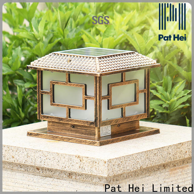 Pat Hei Gate Hardware large solar bulb looking for buyer for sale