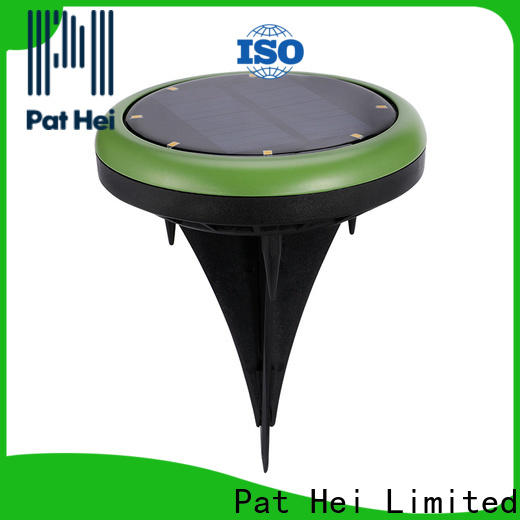 Pat Hei Gate Hardware fast shipping solar powered lawn lights for sale