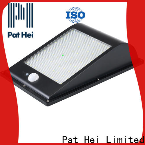 Pat Hei Gate Hardware most popular solar bulb large-scale production enterprises for trader