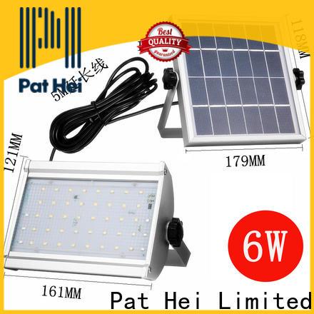 Pat Hei Gate Hardware large solar panel light kit supplier for trader