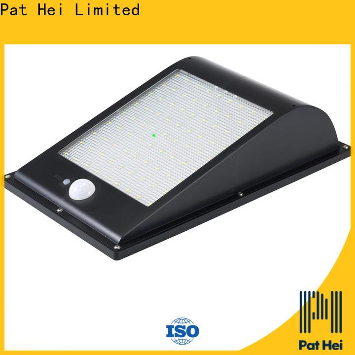 Pat Hei Gate Hardware IP65 Solar Sensor Light wholesale for sale