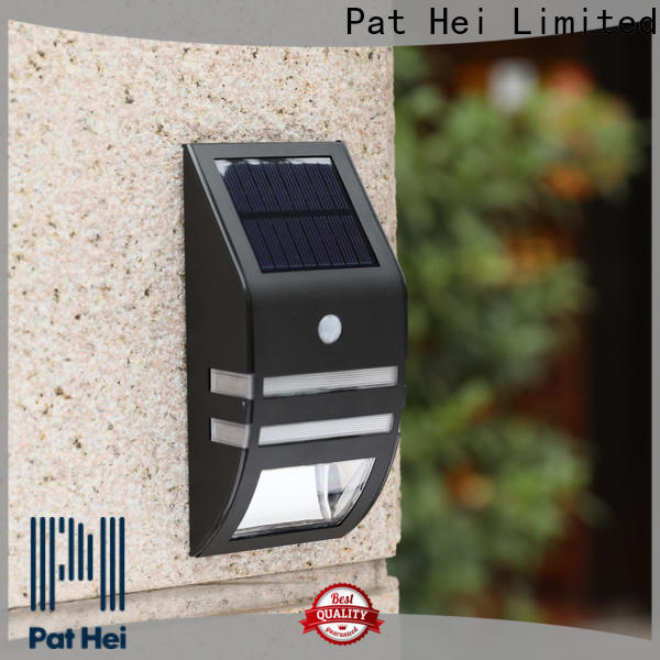 Pat Hei Gate Hardware heavy duty solar outside wall lights fast shipping for sale