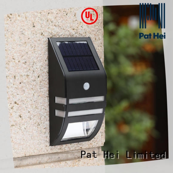 Pat Hei Gate Hardware solar outdoor wall lights supplier for sale