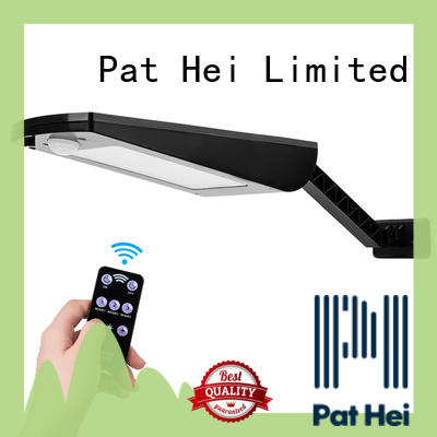 Pat Hei Gate Hardware aluminum solar powered wall light fast shipping for sale