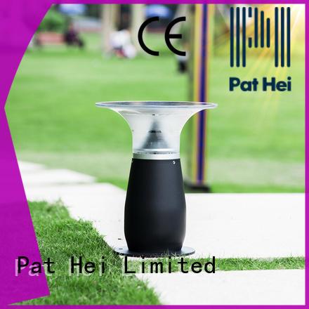 Pat Hei Gate Hardware waterproof Solar Pillar Light trade partner for sale