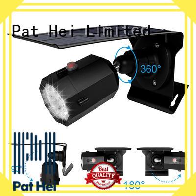 Pat Hei Gate Hardware medium solar rock lights large-scale production enterprises for door