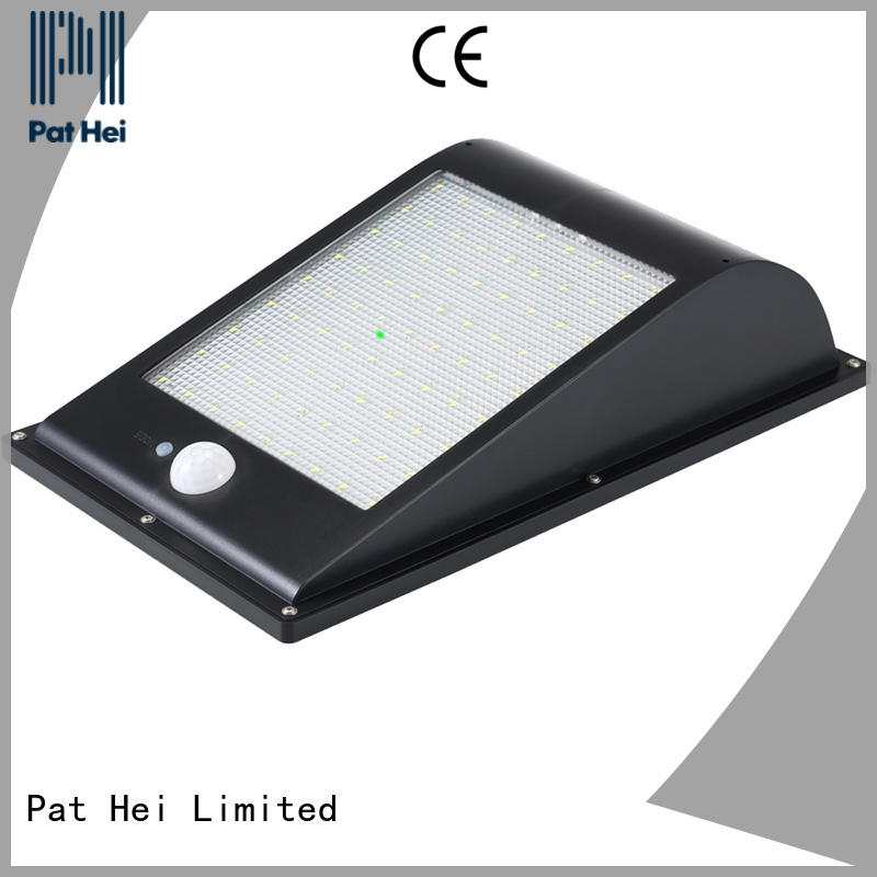 Pat Hei Gate Hardware OEM ODM bright solar garden lights for door