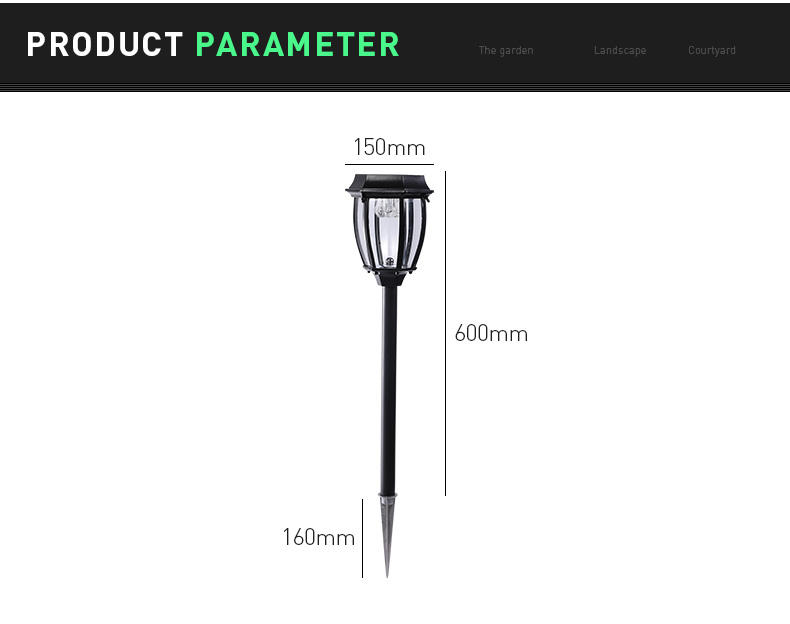 Pat Hei Gate Hardware small solar bulb looking for buyer for sale-2