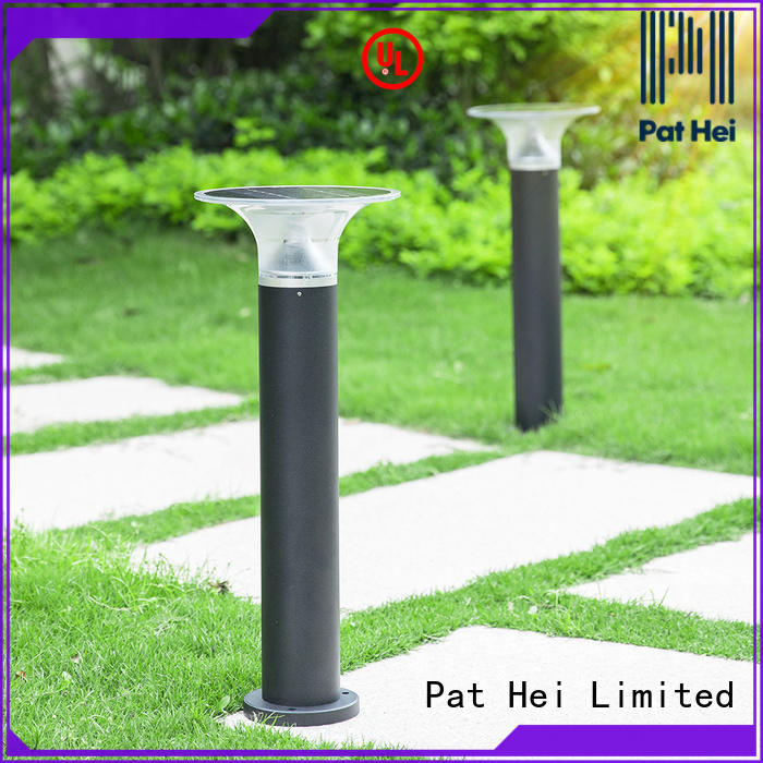 Pat Hei Gate Hardware China solar powered lawn lights for trader