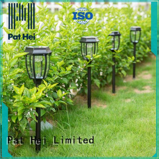Pat Hei Gate Hardware fast shipping solar powered lawn lights factory for dealer