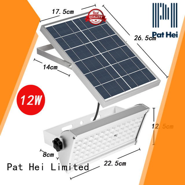 OEM ODM Solar Panel Light small large-scale production enterprises for door