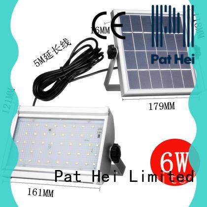 Pat Hei Gate Hardware superior brightness solar flood lights outdoor get latest price for buyer