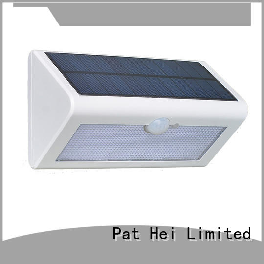 Pat Hei Gate Hardware solar wall lantern factory for trader
