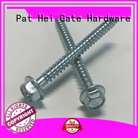Pat Hei Gate Hardware screw washer head screws screw for