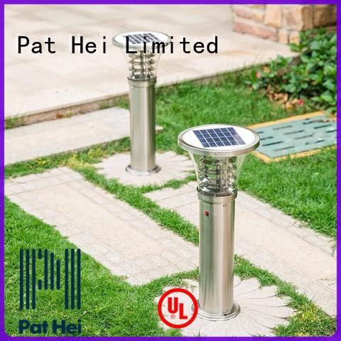 Pat Hei Gate Hardware durable Solar Lawn Light manufacturer for sale