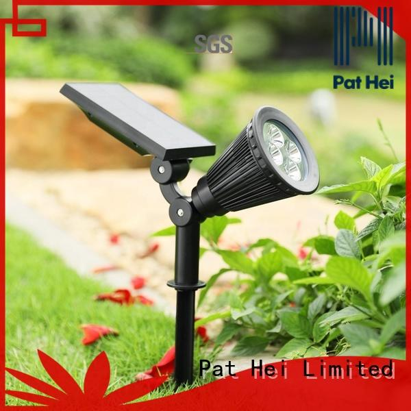 Pat Hei Gate Hardware fast shipping lawn lights with silicone cover