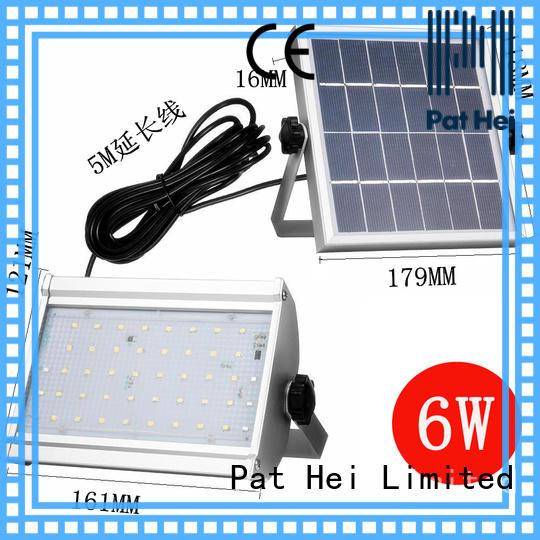 Pat Hei Gate Hardware most popular Solar Panel Light supplier for trader