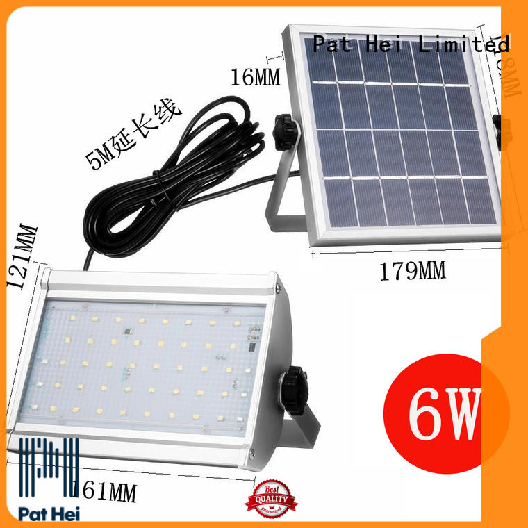 cost-efficient solar flood lights outdoor anti corrosion trade partner for buyer