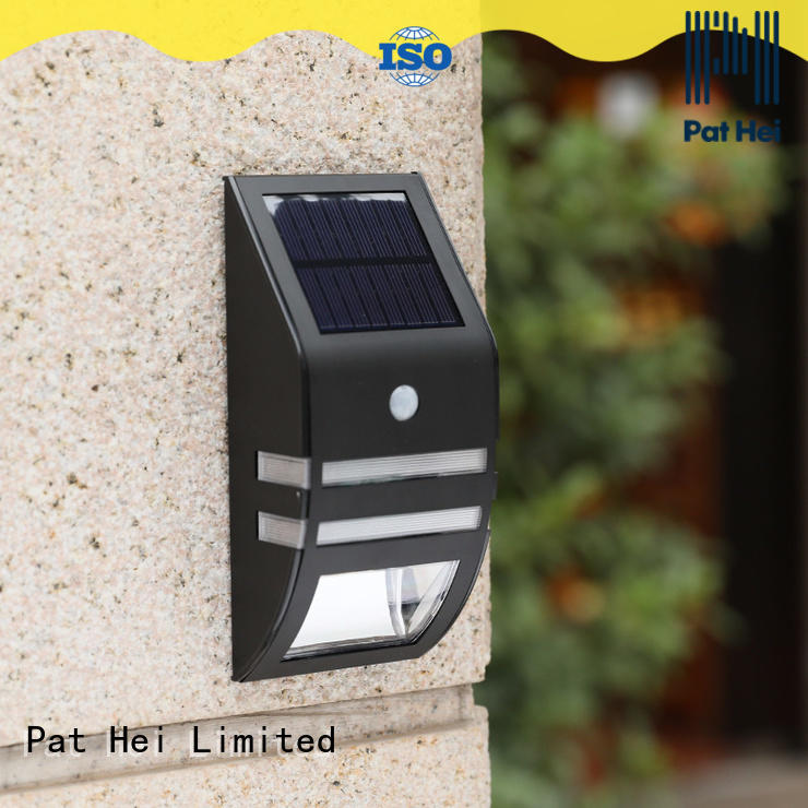 Pat Hei Gate Hardware professional wall mounted solar lights supplier for sale