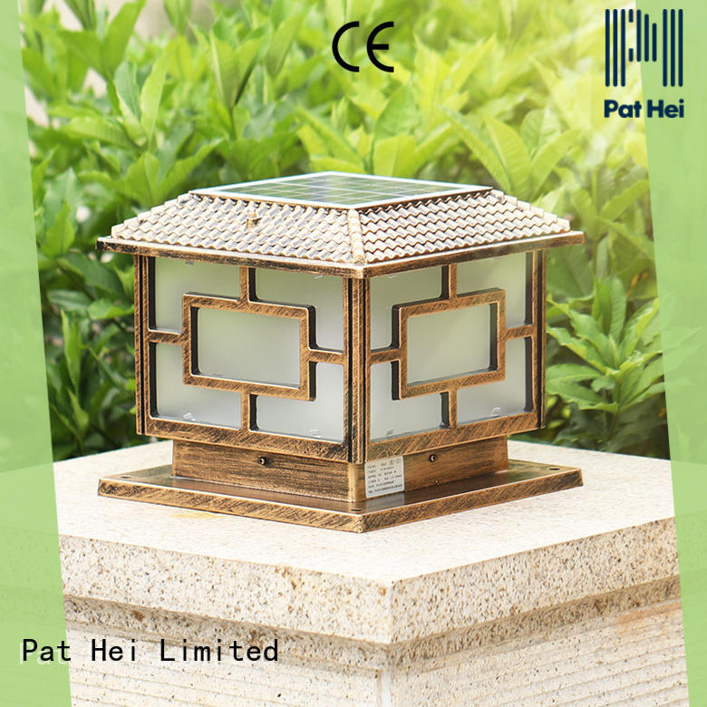 Pat Hei Gate Hardware China solar panel suppliers large-scale production enterprises for trader