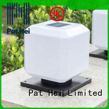 Pat Hei Gate Hardware hot selling garden pillar lights bulk purchase for sale