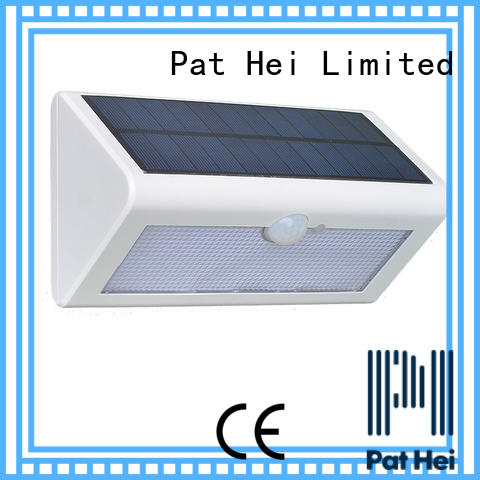 Pat Hei Gate Hardware Solar Wall Light manufacturer for trader